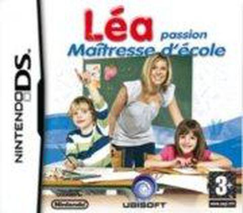 Lea Passion Maitresse Ecole