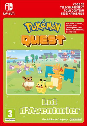 Pokémon Quest - DLC : Lot d'Aventurier - Version digitale