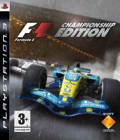 Formula One Championship Edition