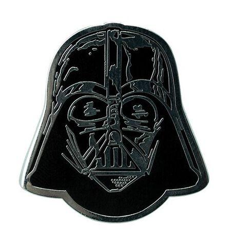 Badge - Star Wars - Pin's Dark Vador