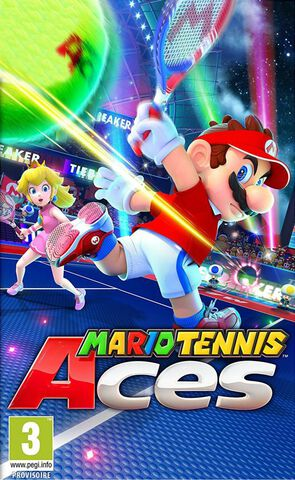 Mario Tennis Aces - Jeu complet - Version digitale