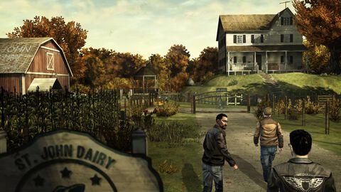 The Walking Dead GOTY