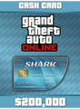 DLC - Grand Theft Auto V - Tiger Shark PS4