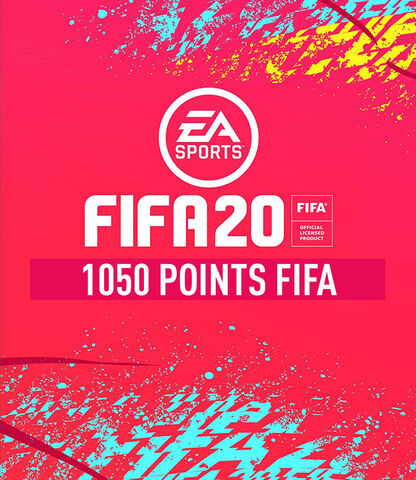 FIFA 20 - Pc - FIFA Ultimate Team - 1050 Pts
