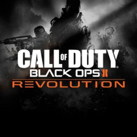 DLC - Call of Duty : Black Ops 2 Revolution