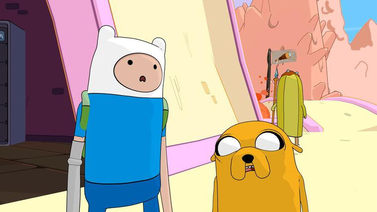 Adventure Time Les Pirates de la Terre de Ooo