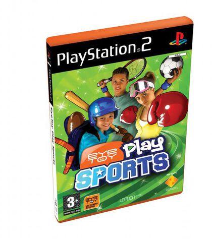 Eyetoy Play Sports Platinum