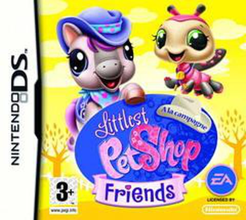 Littlest Pet Shop, Friends à La Campagne