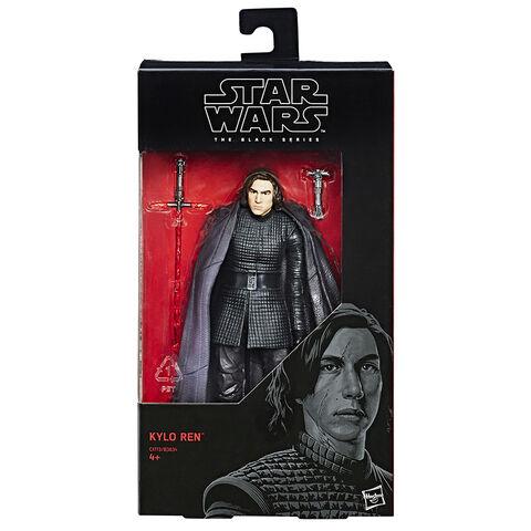 Figurine - Star Wars - Black Series Kylo Ren 15 cm