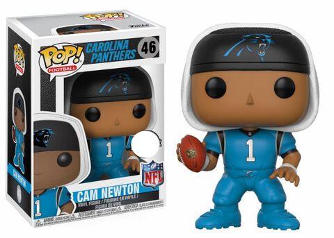 Figurine Toy Pop N°46 - NFL 4 - Cam Newton (exc)