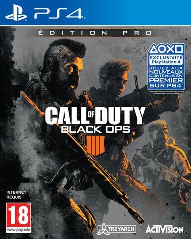 Call Of Duty Black Ops IIII Pro Edition