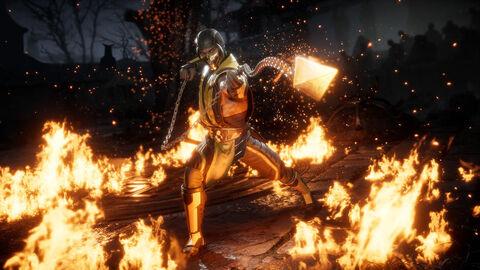 Mortal Kombat 11 - Jeu complet - Version digitale