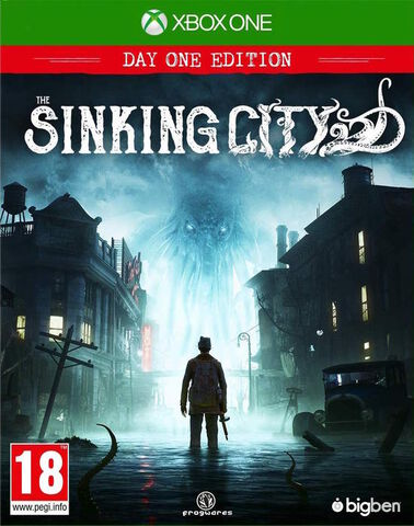 The Sinking City D One Edition
