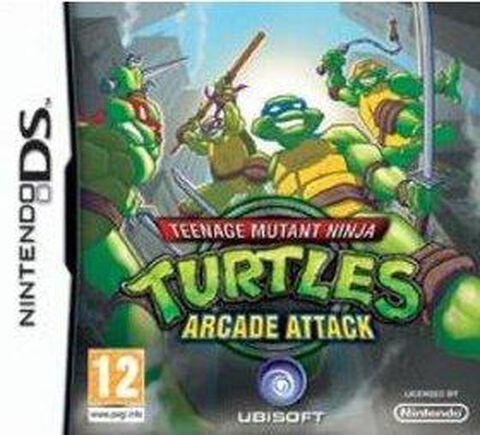 Tmnt, Arcade Attack