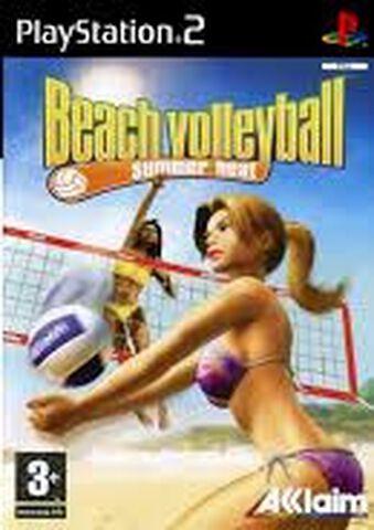 Summer Heat Beachvolley