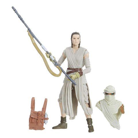 Figurine - Star Wars - Black Series Vintage Rey Jakku