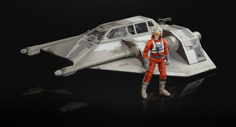 Replique Black Serie - Star Wars Episode 5 - Snowspeeder