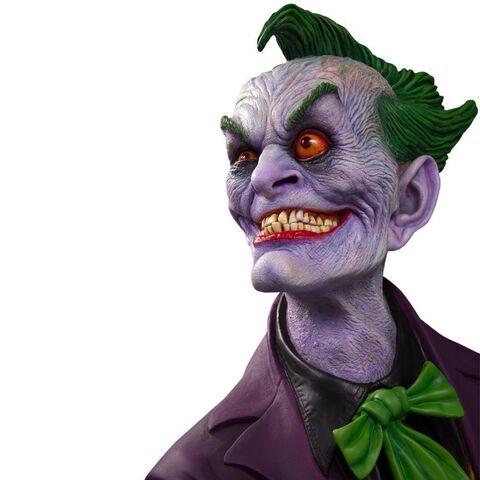Buste DC Gallery - DC Comics - Le Joker par Rick Baker
