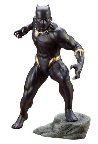 Statuette Kotobukiya - Marvel - Black Panther 17 cm