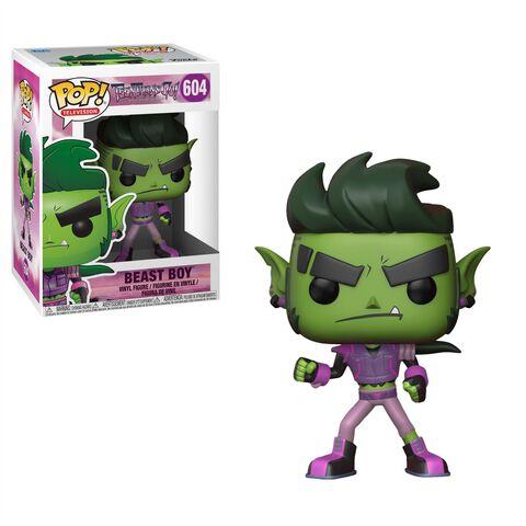 Figurine Funko Pop! N°604 - Teen Titans Go - Tnbts Série 1 Beast Boy