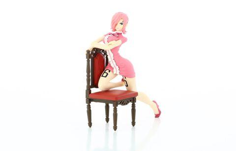 Figurine - One Piece - Girly Girls Reiju rose