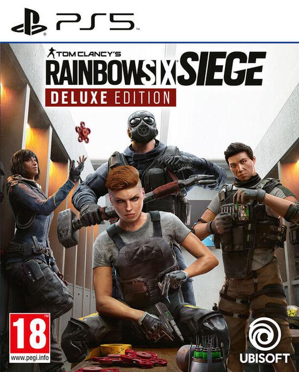 Rainbow Six Siege Edition Deluxe