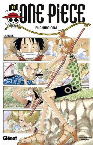 Manga - One Piece - Edition Originale Tome 09