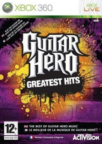 Guitar Hero, Greatest Hits