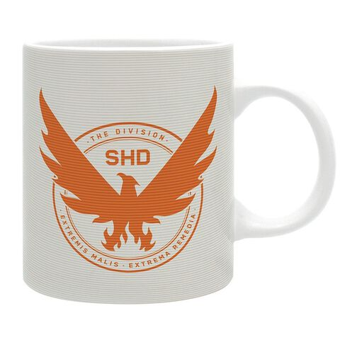 Mug - The Division 2 - Aigle 320 ml