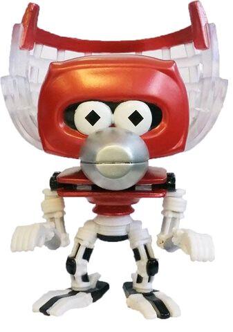 Figurine Funko Pop! N°490 - Mystery Science Theatre 3000 - Tom Serve-crow Repaint