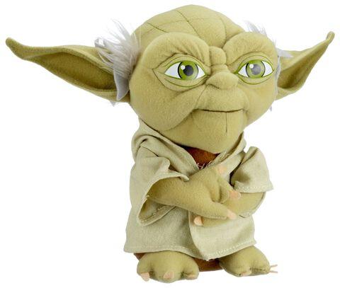 Peluche - Star Wars - Yoda 23 Cm