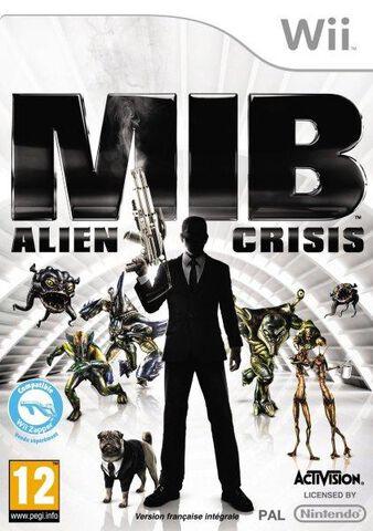 Men In Black (mib) : Alien Crisis