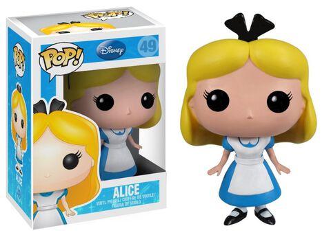 Figurine Funko Pop! N°49 - Alice Au Pays Des Merveilles - Alice