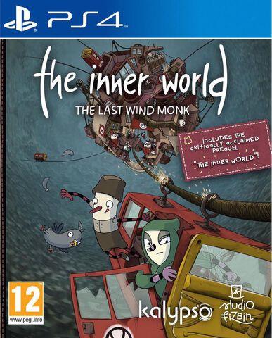 * The Inner World The Last Wind Monk