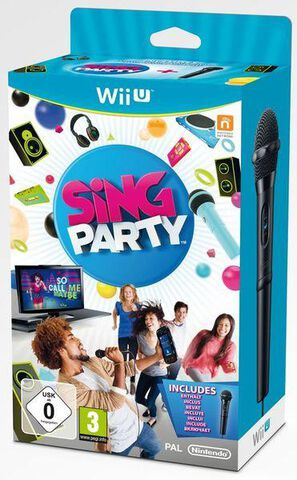 Sing Party + Microphone