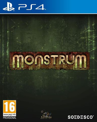 Monstrum (exclusivite Micromania)