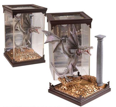 Statuette - Harry Potter - Créatures Magiques - Dragon de Gringotts