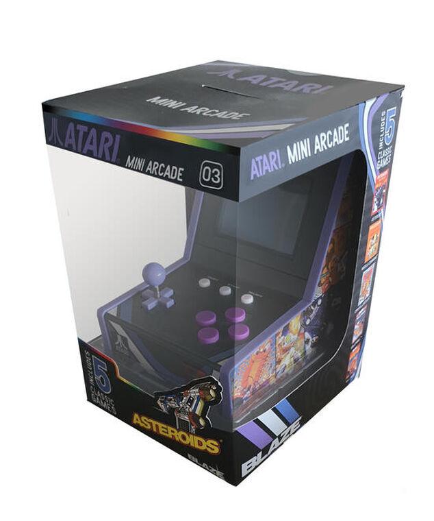 Atari Mini Arcade 5 Jeux Asteroids