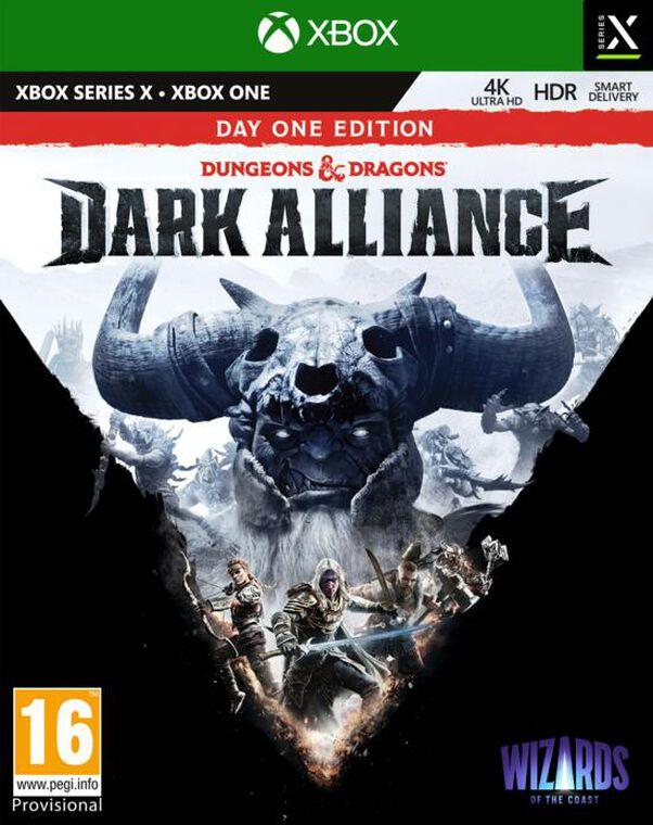 Dark Alliance Dungeons & Dragons Steelbook Edition