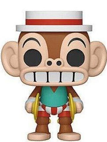 Figurine Funko Pop! N°418 - Cuphead - S2 Mr Chimes - Exclusivité Micromania-Zing