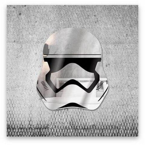 Miroir - Star Wars Les Derniers Jedi - Stormtrooper