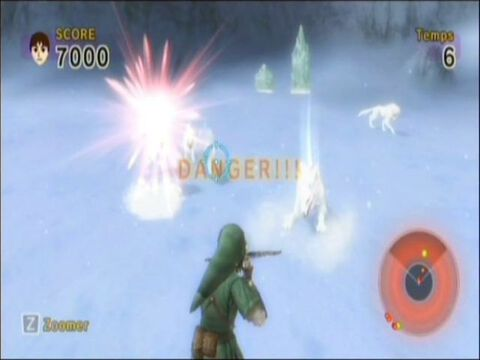 Link's Crossbow Training + Zapper