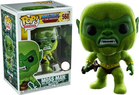 Figurine Funko Pop! N°568 - Master Of The Universe - Moss Man Flocked