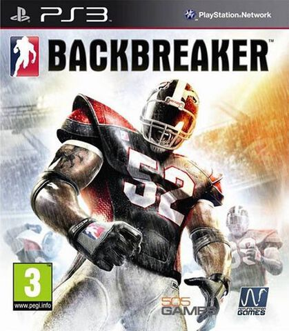 Backbreaker Football Exclu Micromania