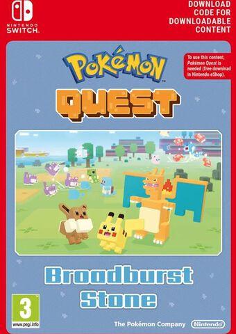 Pokémon Quest - DLC - Broadburst Stone - Version digitale