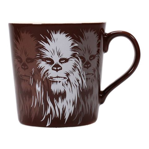 Mug - Star Wars - Chewbacca - It's Not Wise To Upset A Wookiee