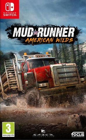 * Mudrunner American Wilds Edition