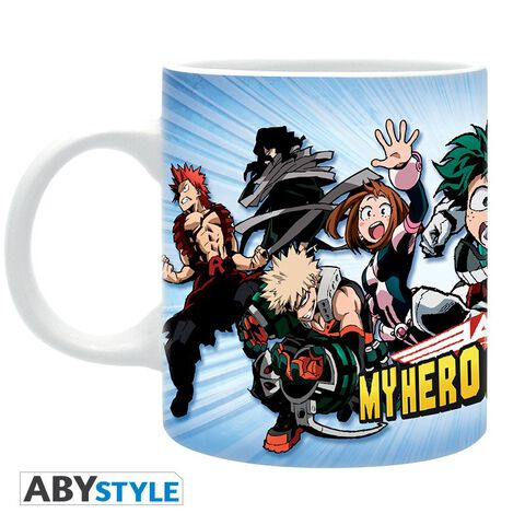 Mug - My Hero Academia - Heroes 320ml