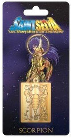 Porte-clé Saint Seiya Scorpion