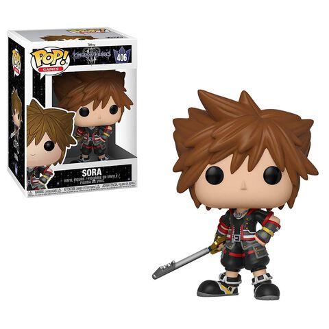 Figurine Funko Pop! N°406 - Kingdom Hearts 3 - Sora